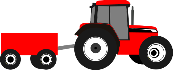 Red Tractor Clipart (96+ images in Collection) Page 3.