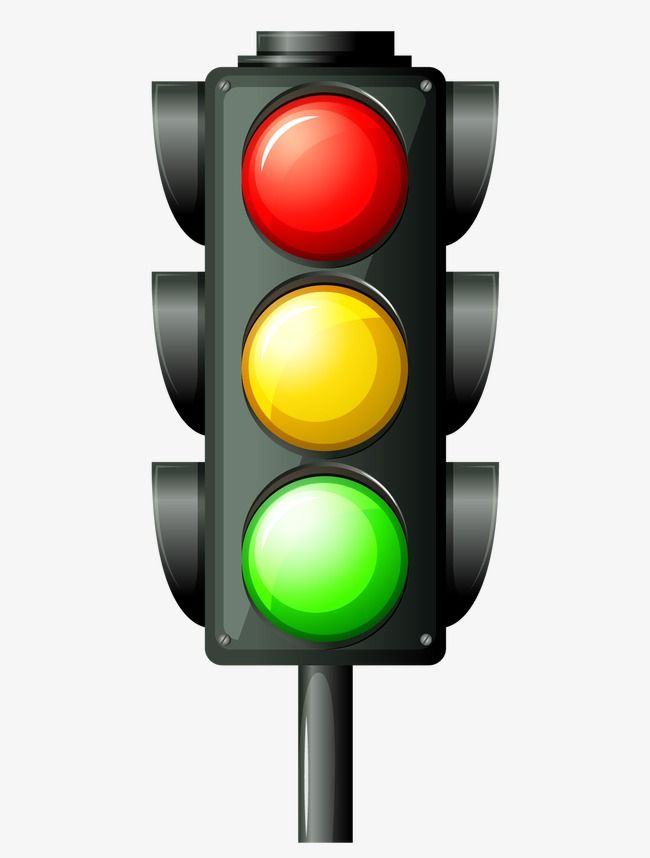 Traffic Light, Light Civilization, Red For Stop PNG.