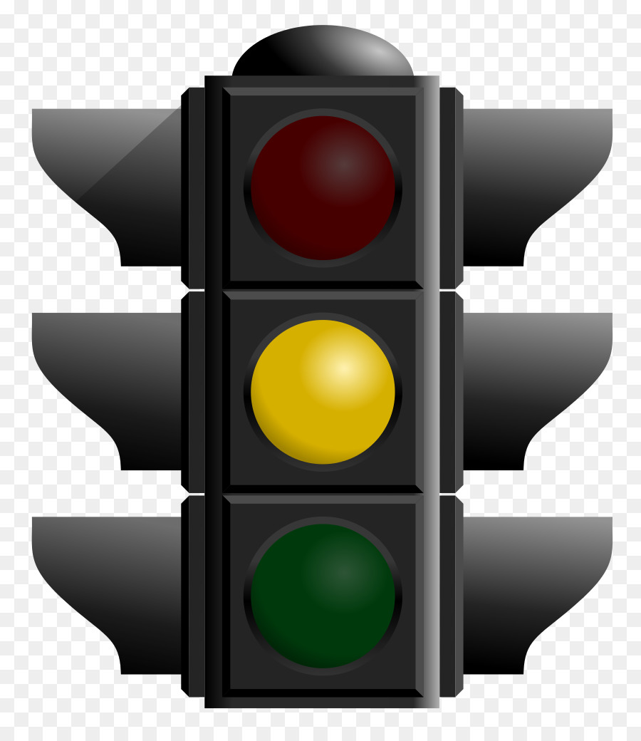 Download red traffic light clipart Traffic light Traffic sign.