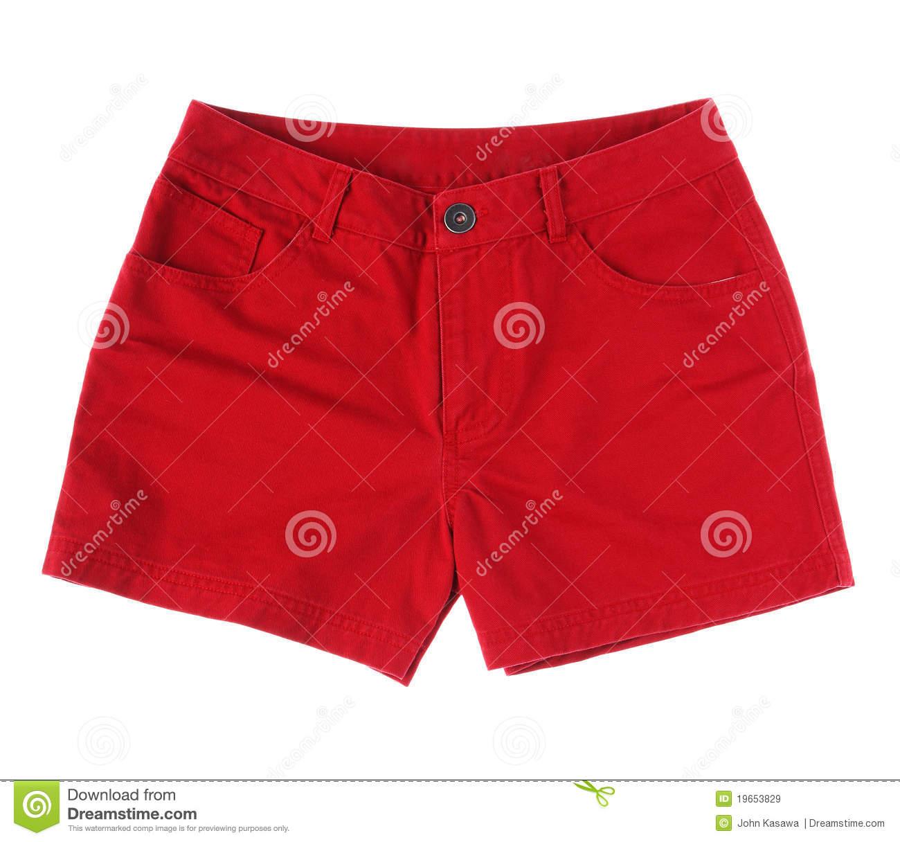 Short Pants Clipart.