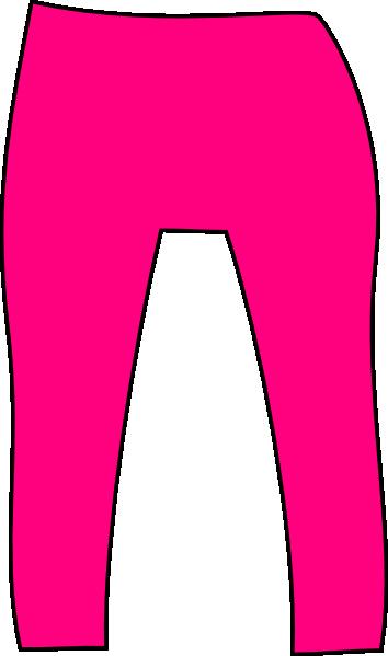 Pink Pants Clip Art at Clker.com.