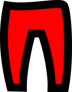Red Trousers Clip Art at Clker.com.