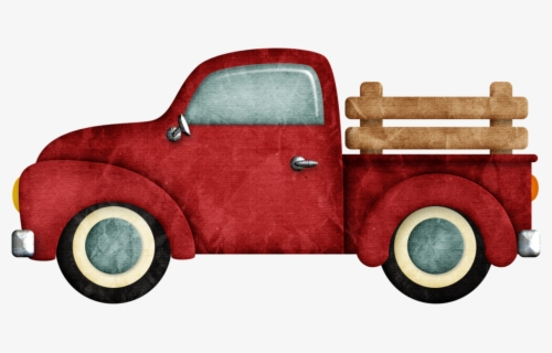 Free Old Truck Clip Art with No Background.