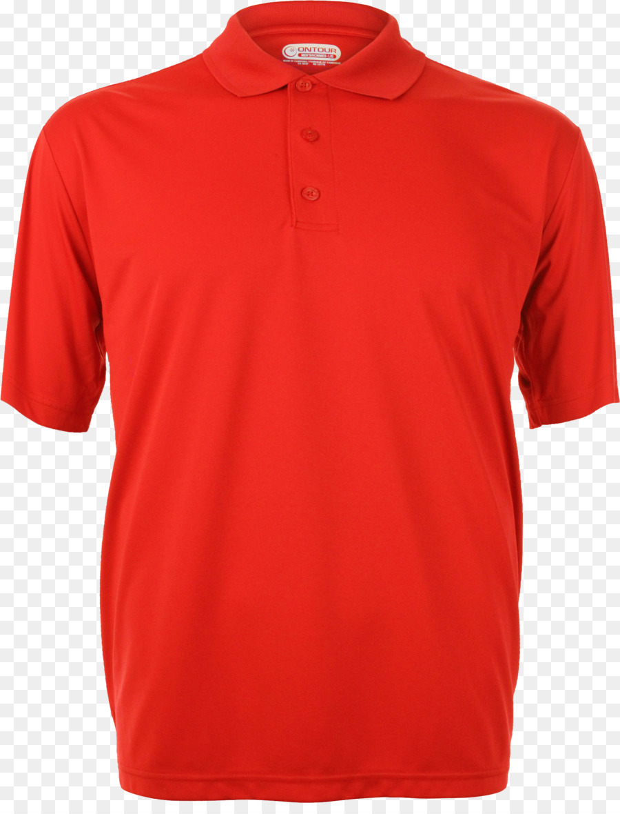red polo shirt png clipart T.