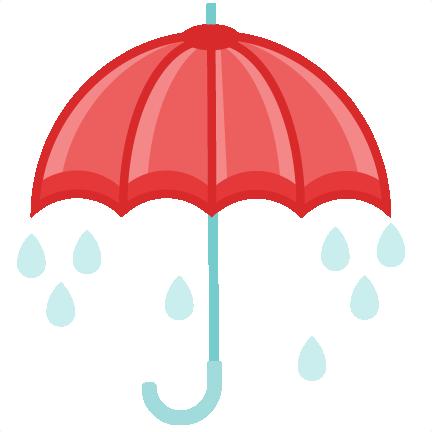 Umbrella clipart #5