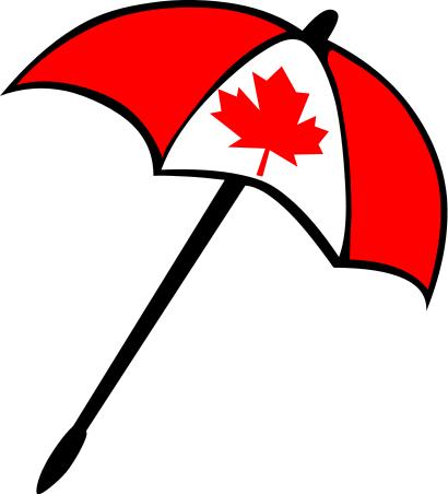 Free Umbrella Clipart.