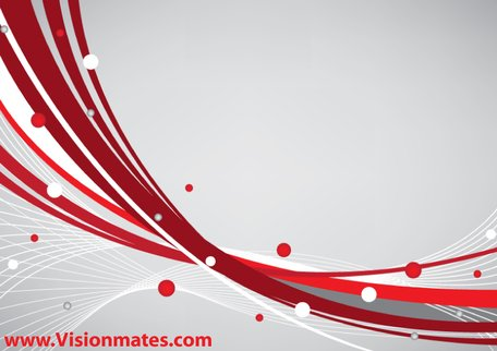 Red Lines Vector Card Design Clipart Picture Free Download.