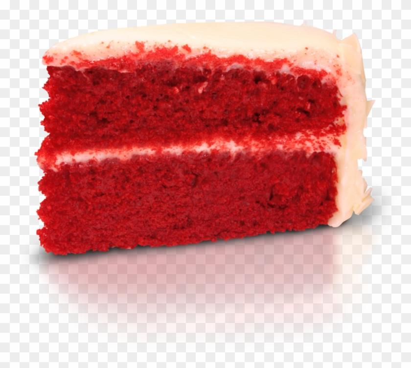 Red Velvet Cake Image.