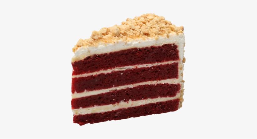Red Velvet Cake Png Transparent PNG.