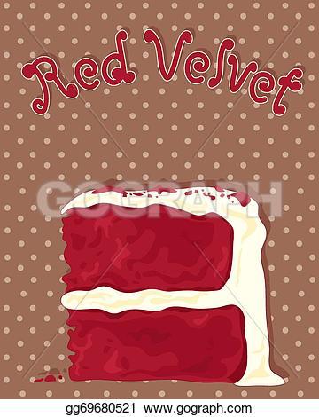 red velvet clipart #8
