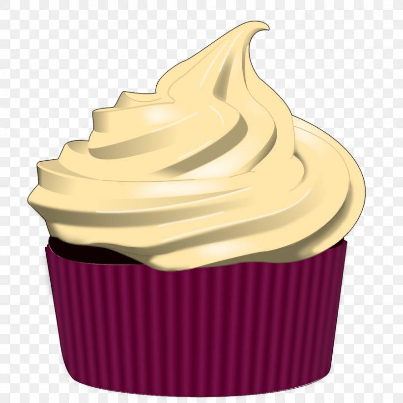 Red Velvet Cake Cupcake Cream Frosting & Icing Clip Art, PNG.