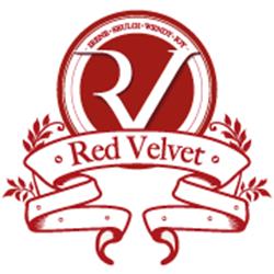 red velvet logo kpop.