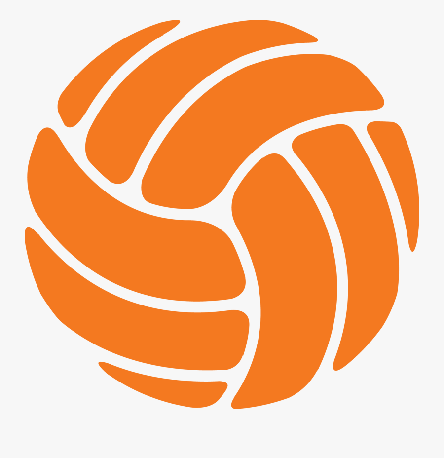 Red Volleyball Clipart , Free Transparent Clipart.