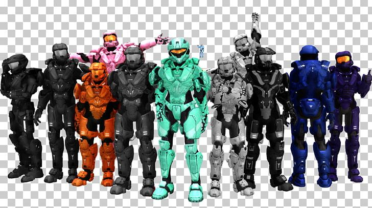 Film Television Rooster Teeth Red Vs. Blue Season 10 PNG.