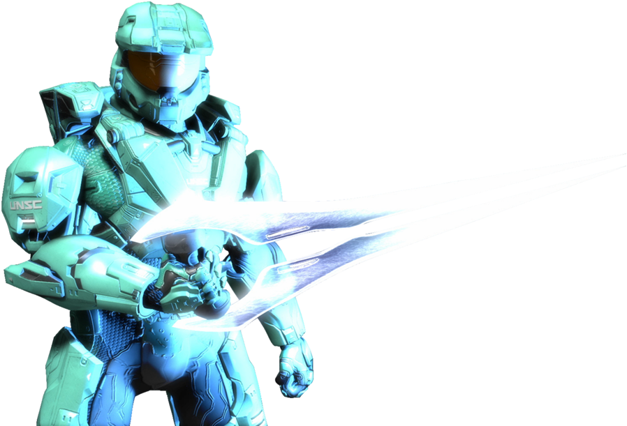 HD User Tucker Halo4 Cgi.