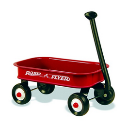 Little Red Wagon PNG Transparent Little Red Wagon.PNG Images.