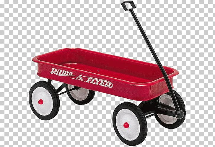 Toy Wagon Radio Flyer Little Red Wagon Foundation Car PNG.