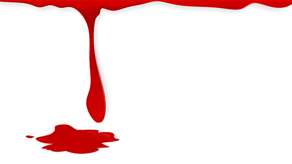 Blood, Red.