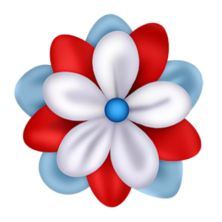 Free Patriotic Flower Cliparts, Download Free Clip Art, Free.