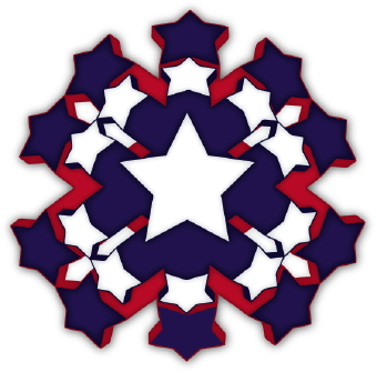 Free Red White And Blue Stars Clipart, Download Free Clip.