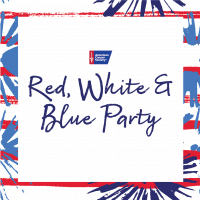 Red, White and Blue Party • American Cancer Society.
