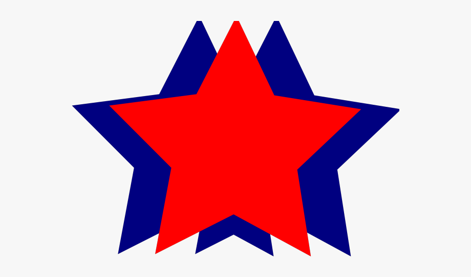 Falling Stars Clipart Fancy Star.