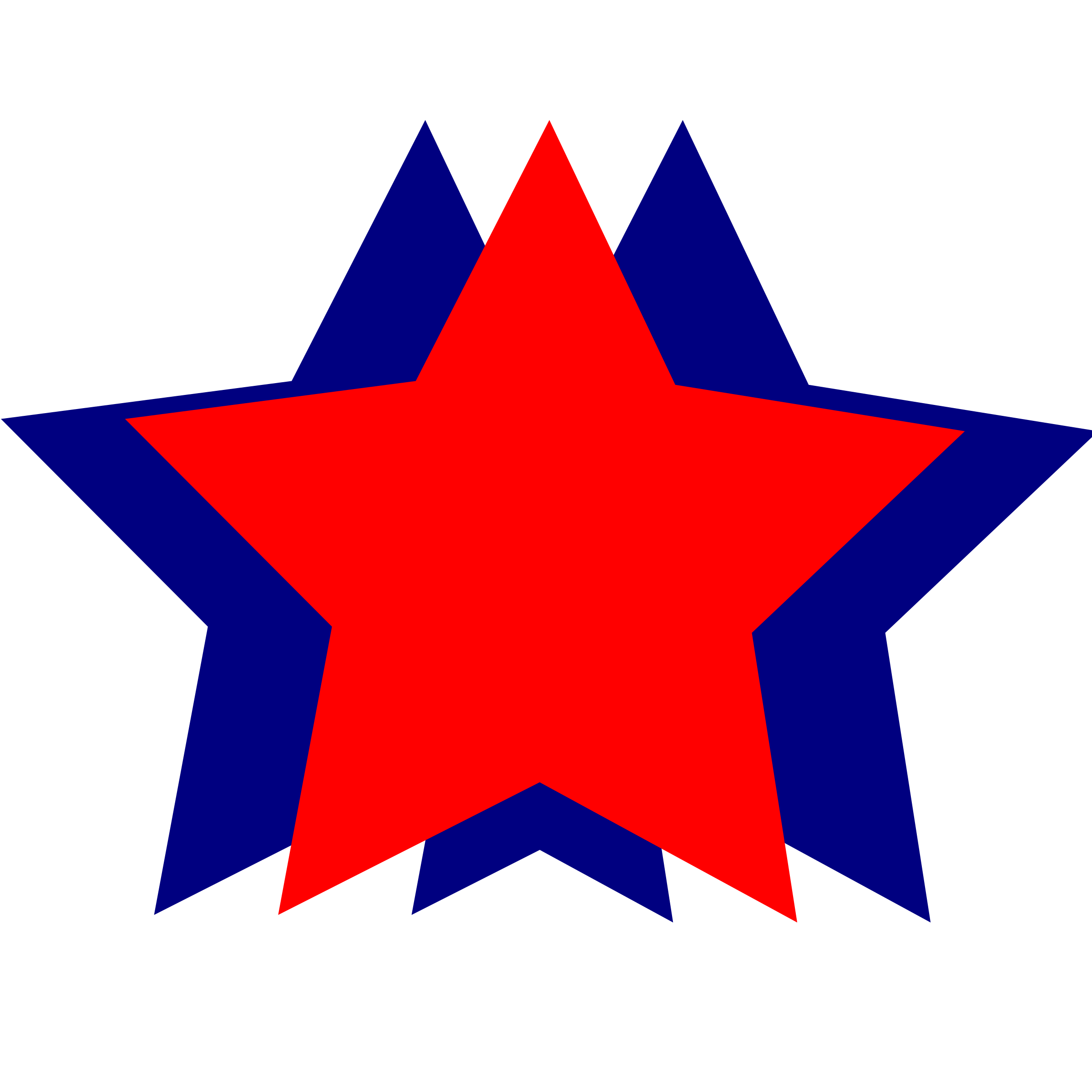 Red And Blue Clipart.