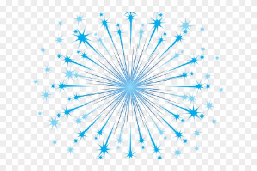 Sparklers Clipart Red White Blue Firework.