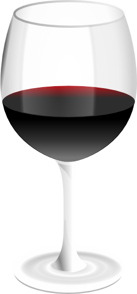 Wine Clip Art at Clker.com.