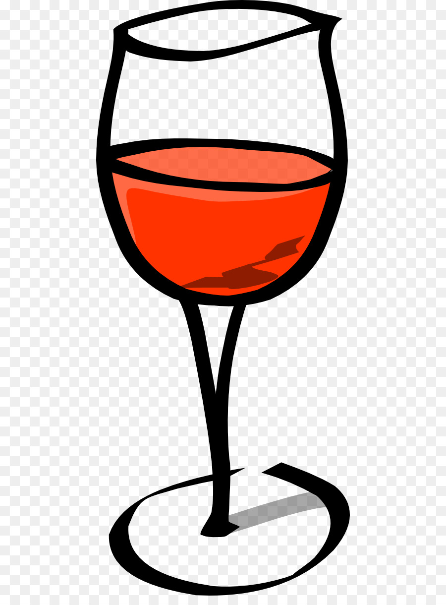red wine clip art #8