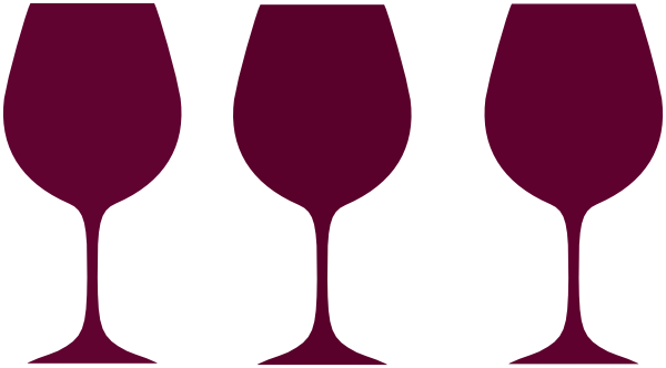 Collection of Red wine clipart.