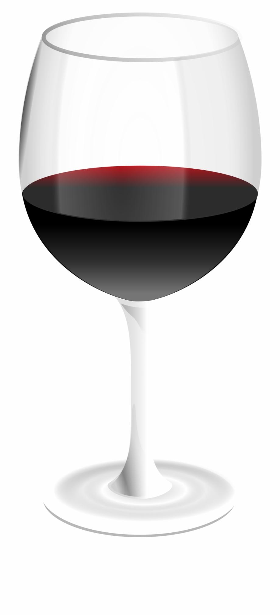 Drinks Clipart Wine Glass.