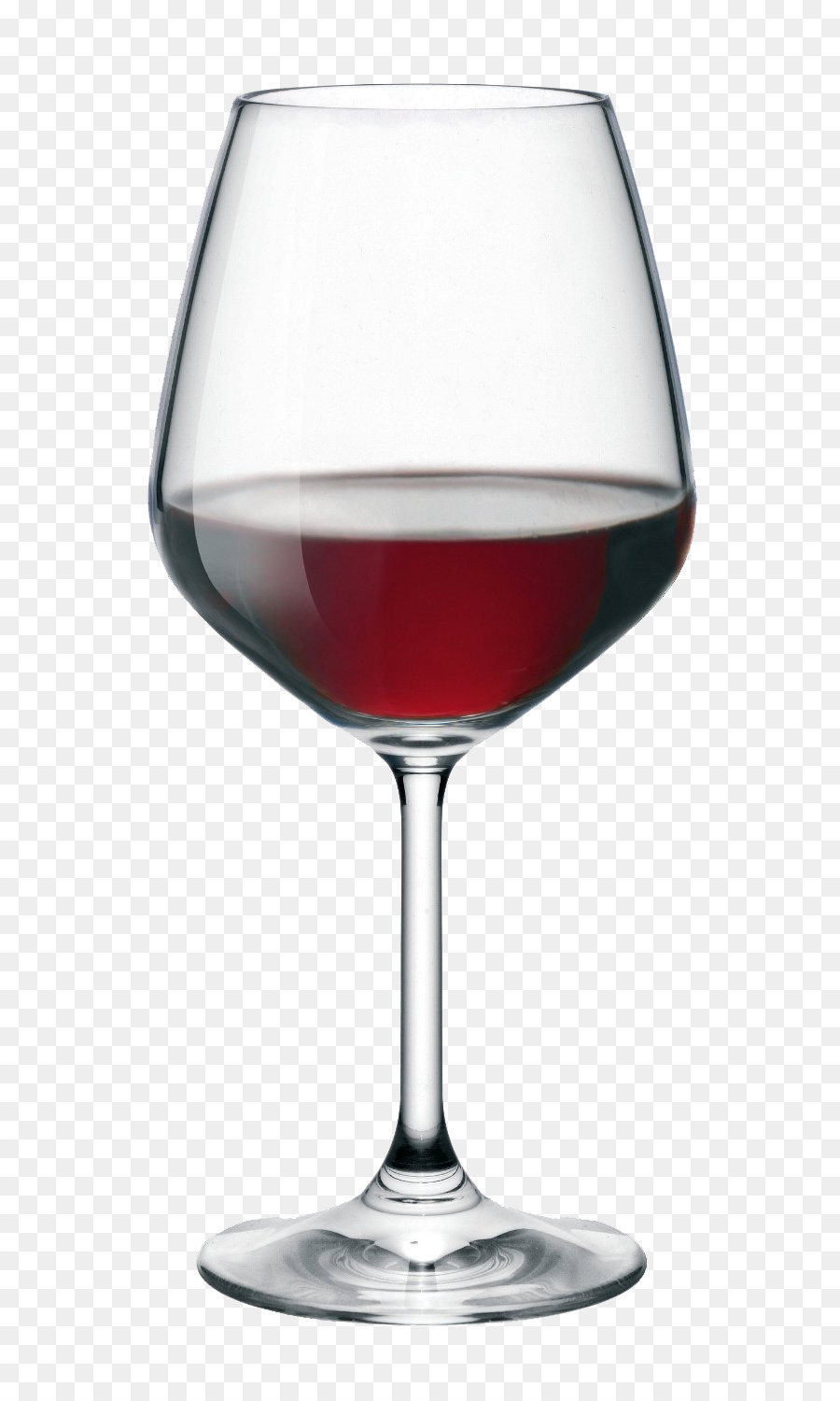 Red Wine Pinot Noir Wine Glass.
