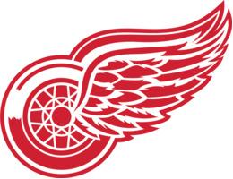 Detroit Red Wings Team sport Trophy.