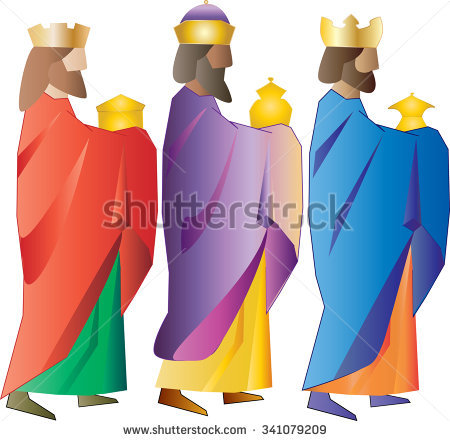 Wise Men Stock Images, Royalty.