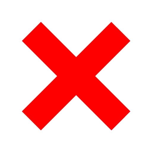 X red Logos.