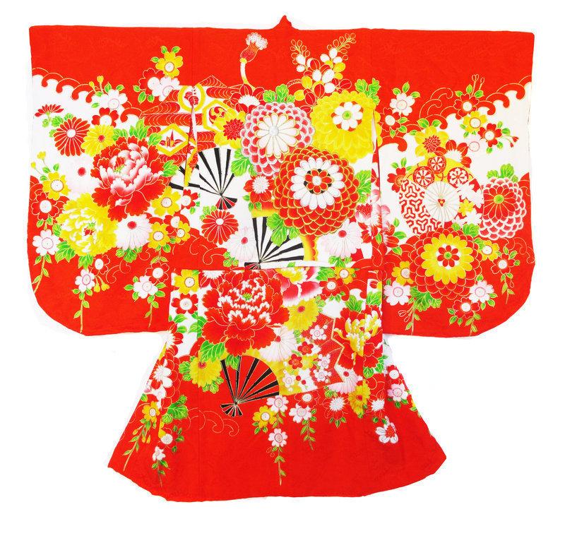 Vintage Arts, Regional Art, Asian, Japanese, Textiles.