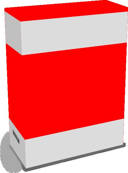 Redbox Clip Art at Clker.com.