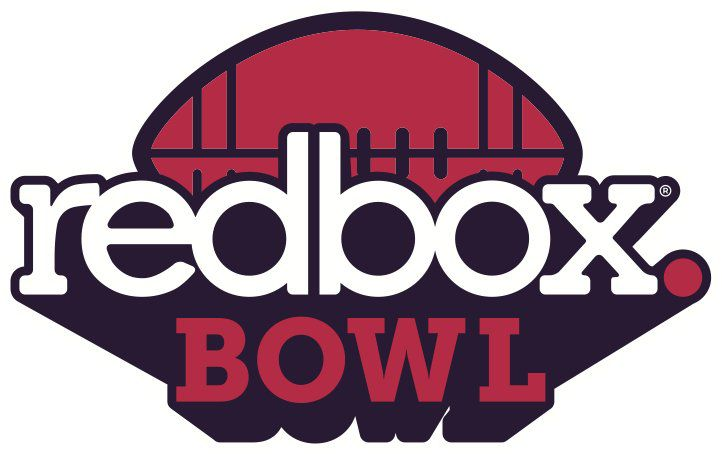 College football\'s Redbox Bowl is the Blockbuster Bowl\'s.