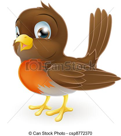 Redbreast Clip Art and Stock Illustrations. 720 Redbreast EPS.