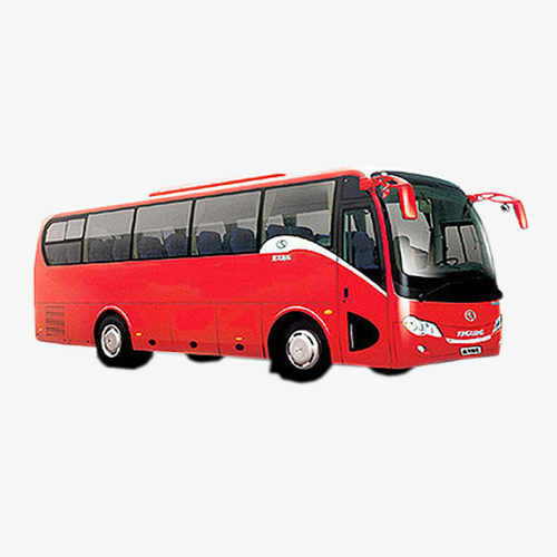 Red Bus Png & Free Red Bus.png Transparent Images #10978.
