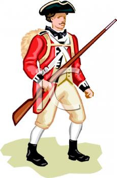 Red Coat Clipart.