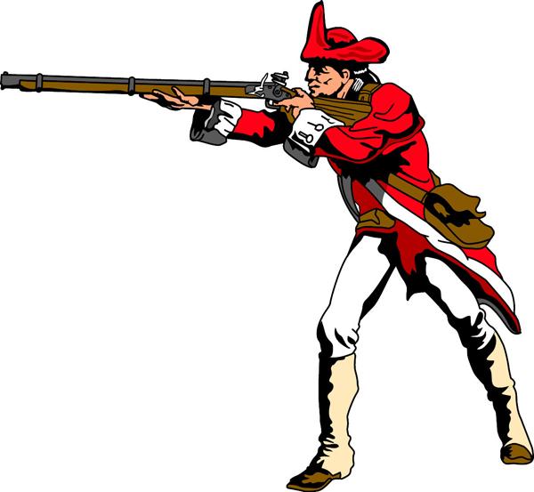 British redcoats clipart 200x200.