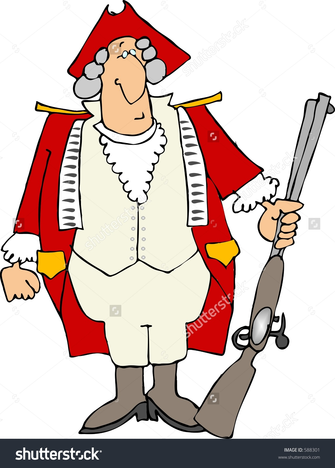 Showing post & media for Cartoon redcoats.