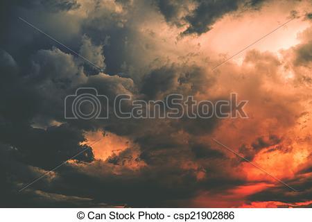 Pictures of Dark Storm Cloud.