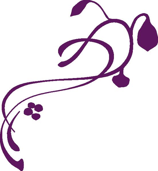 Purple Swirl.