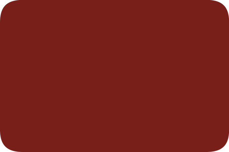 RAL3011 Brown Red Color Plate.