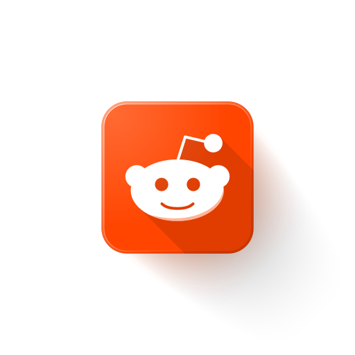 Reddit, logo Icon Free of Popular Web Logos / Button.