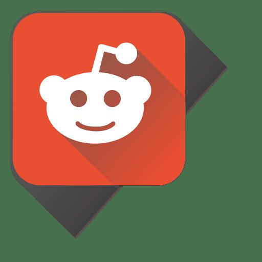 Reddit squared icon.