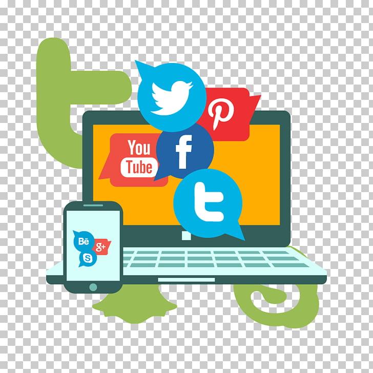 Social networking service Social media Computer network.